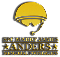 SPC. Mabry James Anders Memorial Foundation